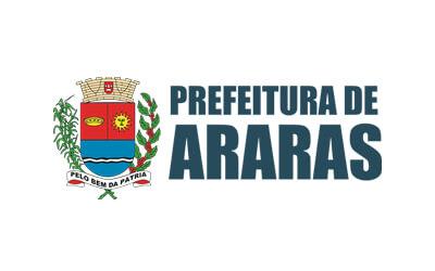 Logo Prefeitura de Araras