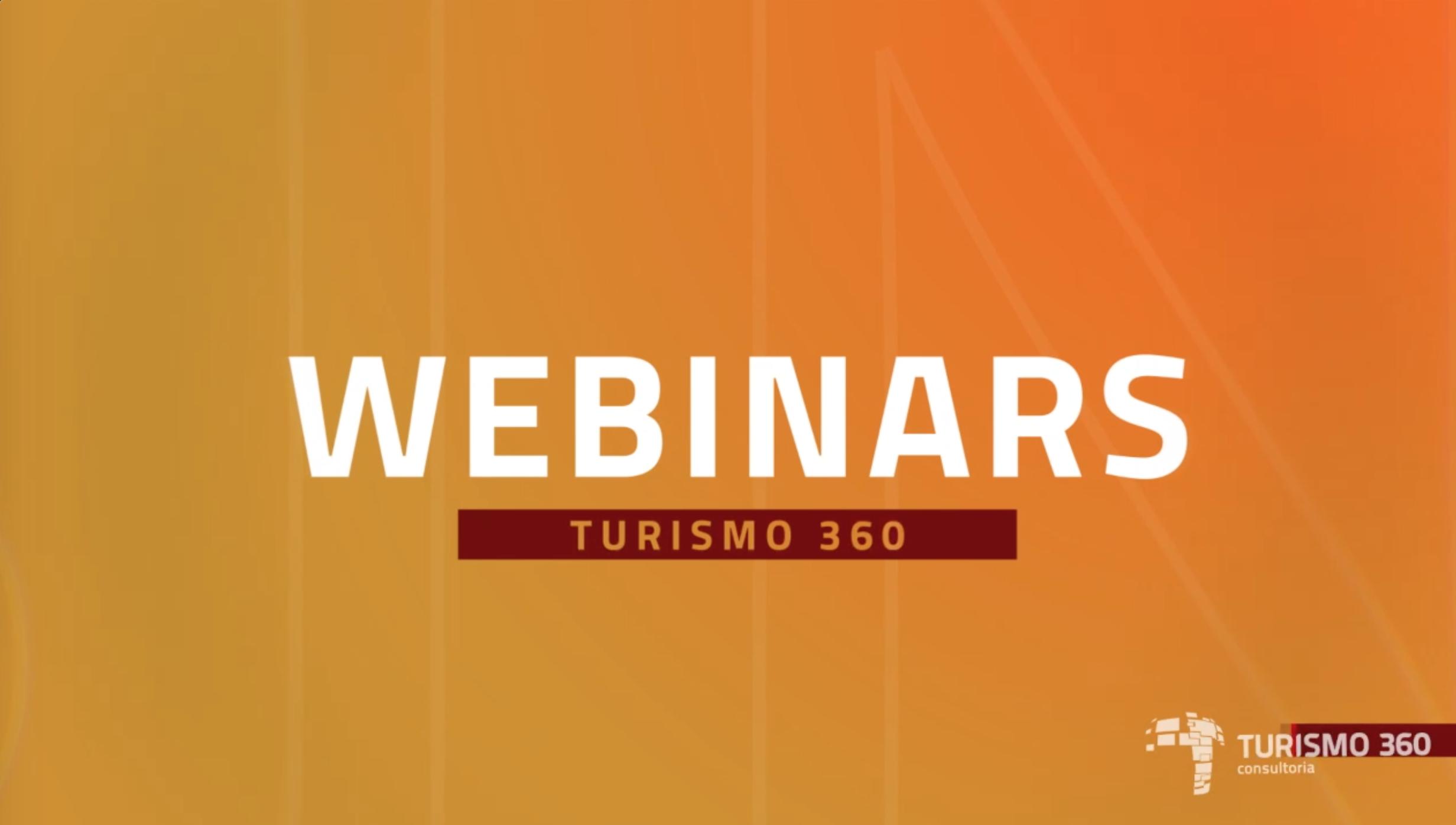 Série de Webinars – O Turismo e a Pandemia de Covid19